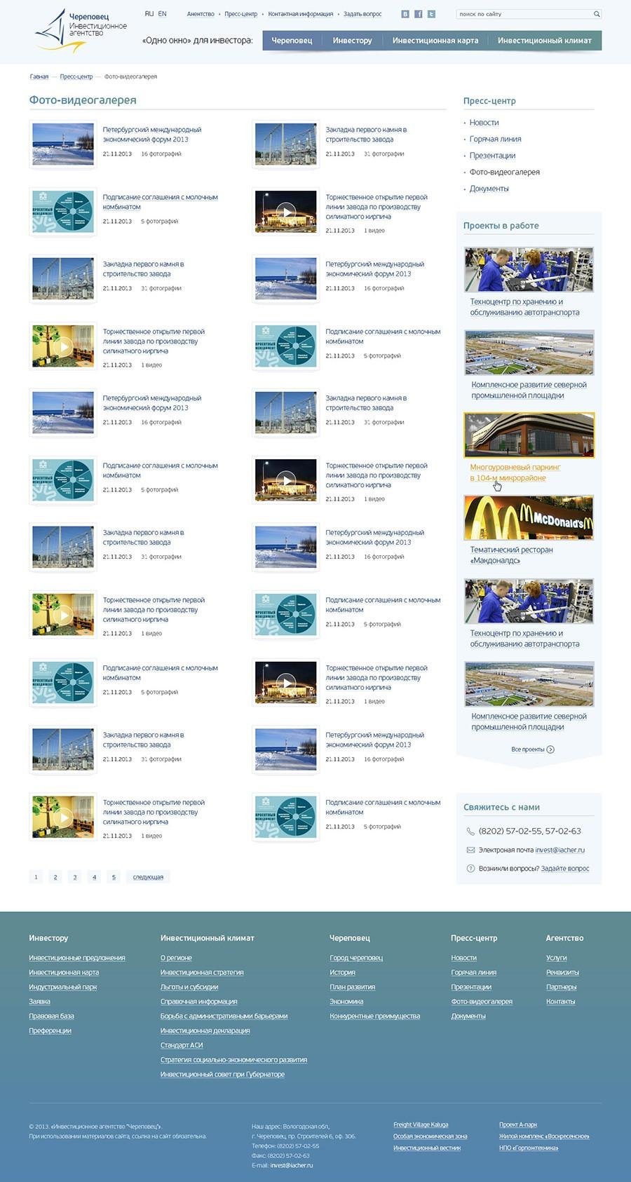 Фото-видео галереи с различных мероприятий