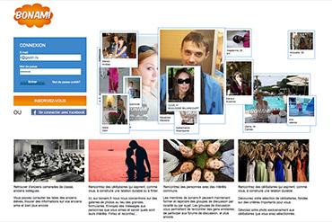 Социальная сеть Bonami